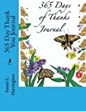 365 Days of Thanks Journal