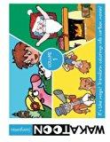 Wakatoon animated coloring storybooks - Vol.1: 3 coloring stories in 1 (Wakatoon Storybooks)...