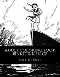 Adult Coloring Book - Rinkitink in Oz