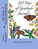 365 Days of Gratitude Journal LP: Large Print Edition