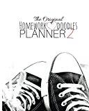 The Original Homework Planner Doodles 2
