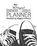 The New Original Doodle Homework Planner: Make Paying Attention in Class Fun (Original Homew...