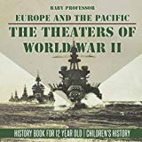The Theaters of World War II: Europe and the Pacific - History Book for 12 Year Old | Childr...