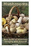 Mushrooms: Best Guide on Mushroom Foraging With Pictures: (Mushroom Foraging, Edible Mushroo...