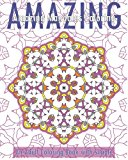 Amazing Mandalas (An Adult Coloring Book with Simple)