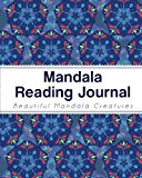 Mandala Reading Journal: 100 Favorite Books (For Book Lovers) - with book rating star to col...