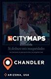 City Maps Chandler Arizona, USA