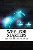 WPF:  For Starters