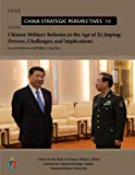 Chinese Military Reform in the Age of Xi Jinping: Drivers, Challenges, and Implications