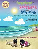 The Adventures of Snickers and Minnie: At the beach