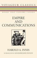 Empire And Communications Books That Explore Canad