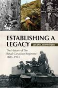 Establishing a Legacy