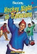 Hockey Night in Transcona - John Danakas - Paperback