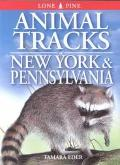 Animal Tracks of New York & Pennsylvania