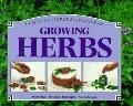 Step-by-Step Guide to Growing Herbs - Whitecap Books Staff - Paperback
