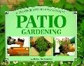 Step-by-Step Guide to Patio Gardening - Whitecap Books - Paperback