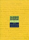 Broadview Anthology of Expository Prose