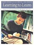 Learning to Learn Student Activities for Developing Work, Study, and Exam-Writing Skills