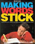 Making Words Stick