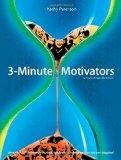 3 Minute Motivators, revised edition