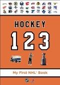 Hockey 123 : My First NHL Book