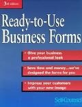Ready-To-Use Business Forms A Complete Package for the Small Business