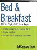 Start & Run a Bed and Breakfast