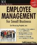 Employee Management for Small Business (101 for Small Business)