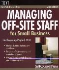 Managing Off-Site Staff for Small Business (101 for Small Business)