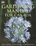 Gardening Manual For Canada Paperback