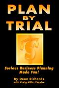 Plan by Trial
