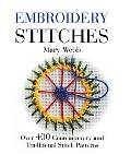 Embroidery Stitches Over 400 Contemporary and Traditional Stitch Patterns