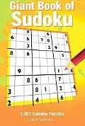 Giant Book of Sudoku 1,001 Sudoku Puzzles
