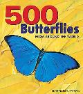 500 Butterflies From Around the World