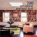 200 Outstanding Apartment Designs