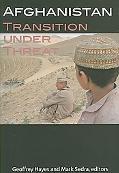 Afghanistan Transition Under Threat