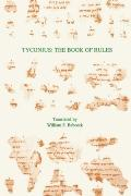 Tyconius The Book of Rules