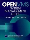 Openvms System Management Gde.-w/3disk