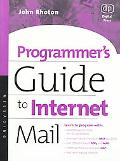 Programmer's Guide to Internet Mail Smtp, Pop, Imap, and Ldap
