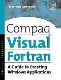 Compaq Visual Fortran A Guide to Creating Windows Applications