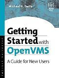 Getting Started With Open Vms A Guide for New Users