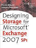 Designing Storage for Microsoft Exchange 2007