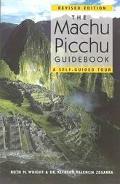 Machu Picchu Guidebook A Self-Guided Tour
