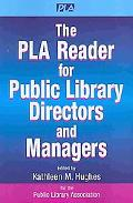 The PLA Reader for Public Library Directors and Managers