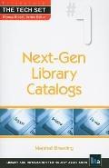 Next Gen Library Catalogs