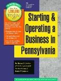 Starting and Operating a Business in Pennsylvania