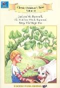 Volume 6, Jack and the Beanstalk; The Stubborn Witch; Rapunzel; Betsy, The Magic Bus (Classi...