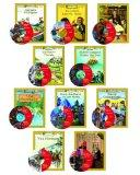 All 10 Level 4 Read-Alongs Read-Along Book CD: Captains Courageous Read-Along Book CD Dr.Jek...