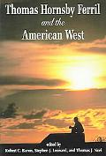 Thomas Hornsby Ferril and the American West