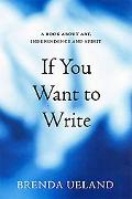 If You Want to Write A Book About Art, Independence and Spirit